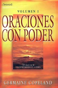 Oraciones con Poder by Germaine Copeland, Germaine Copeland (9780789905390) - PaperBack - Religion & Spirituality Christianity