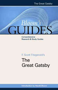 Great Gatsby by Harold Bloom, F. Scott Fitzgerald, Harold Ron Bloom (9780791085806) - HardCover - Non-Fiction Biography