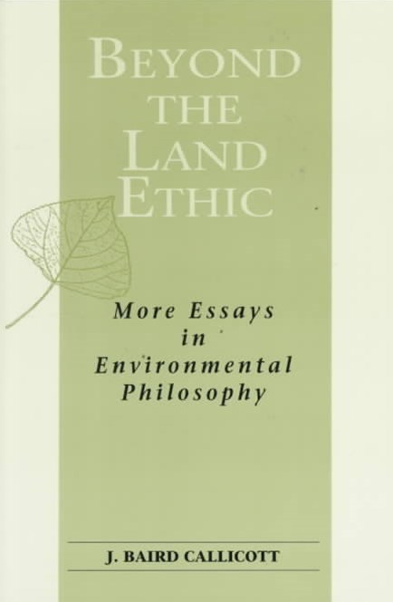 Beyond the Land Ethic