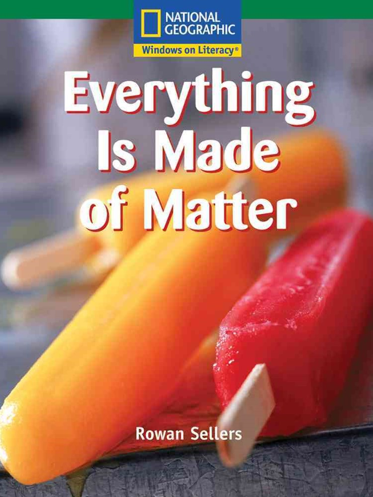 Everything Is Made of Matter