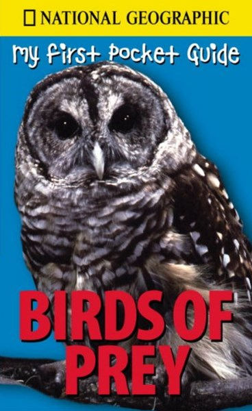 My First Pocket Guide Birds of Prey