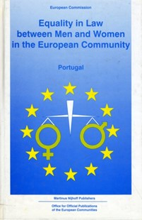 Equality in Law: Portugal by Teresa Martins De Oliveira, Teresa Martins De Oliveira (9780792318385) - HardCover - Politics International Politics