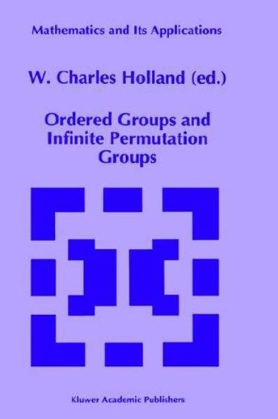 Ordered Groups and Infinite Permutation Groups