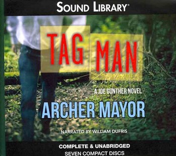 Tag Man - Crime Mystery & Thriller