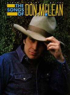 Songs of Don McLean by Don McLean (9780793500703) - PaperBack - Biographies Entertainment