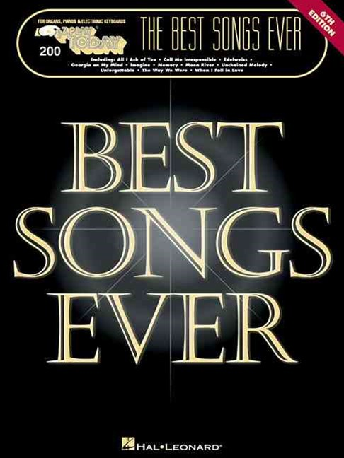 Best Songs Ever