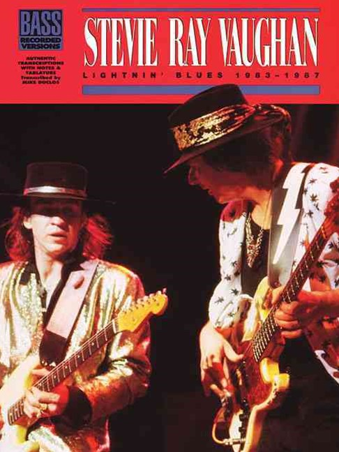 Stevie Ray Vaughan - Lightnin' Blues, 1983-1987