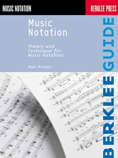 Music Notation by Mark McGrain (9780793508471) - PaperBack - Entertainment Music General