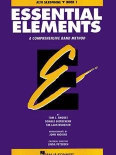 Essential Elements by Rhodes, Biers, Tim Lautzenheiser (9780793512560) - PaperBack - Entertainment Music Technique