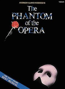 The Phantom of the Opera by Andrew Lloyd Webber (9780793513871) - PaperBack - Entertainment Music Technique