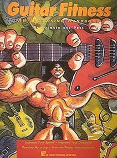 Guitar Fitness by Josquin Des Pres (9780793516971) - PaperBack - Entertainment Music Technique