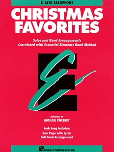 Essential Elements Christmas Favorites by Michael Sweeney (9780793517572) - PaperBack - Entertainment Music General