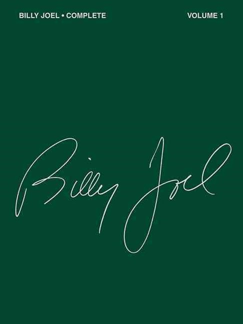 Billy Joel: Complete - Volume 1