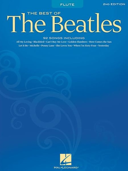 BEST OF THE BEATLES FLT BK