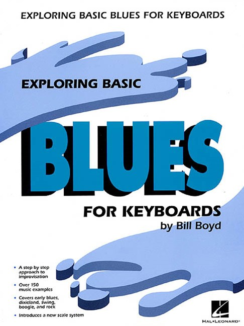 Exploring Basic Blues for Keyboards