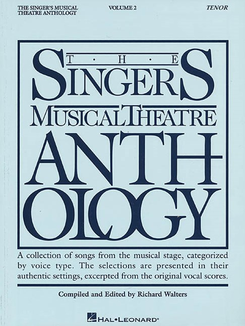 Singers Music Theatre Anthology: Tenor