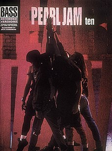 Pearl Jam-Ten by Pearl Jam (9780793523689) - PaperBack - Entertainment Music General