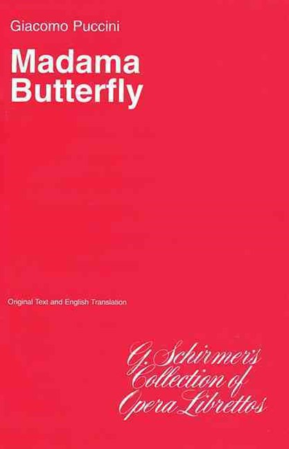 Madama Butterfly Libretto