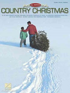Country Christmas by Hal Leonard Publishing Corporation (CRT) (9780793528585) - PaperBack - Entertainment Music General