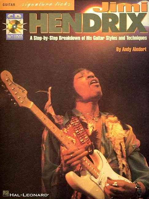 Hendrix, Jimi Signature Licks