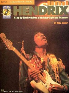 Hendrix, Jimi Signature Licks by Jimi Hendrix (9780793536597) - PaperBack - Biographies Entertainment