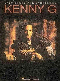 Kenny G - Easy Solos for Saxophone by G. Kenny (9780793539055) - PaperBack - Entertainment Music Technique
