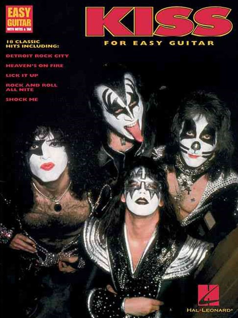 Kiss for Easy Guitar
