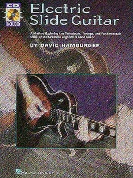 The Electric Slide Guitar Book