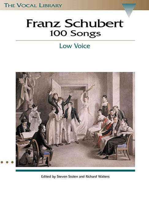Schubert 100 Songs