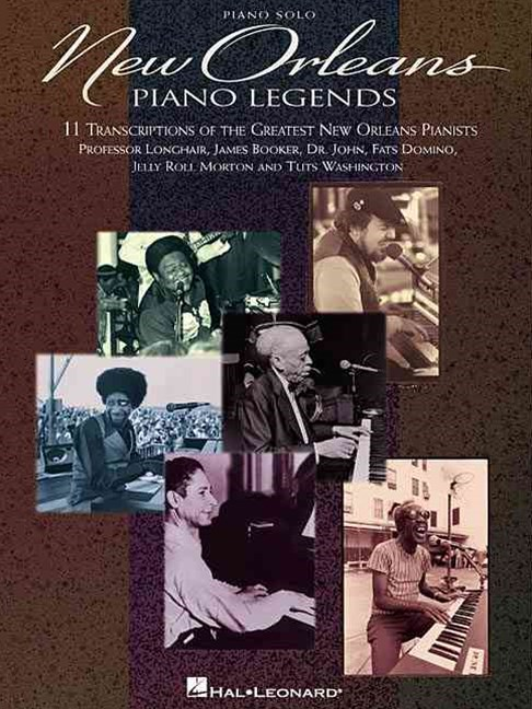 New Orleans Piano Legends
