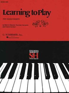 Learning to Play for Young Pianists by Melvin Stecher, Norman Horowitz, Melvin Stecher (9780793551774) - PaperBack - Entertainment Music General