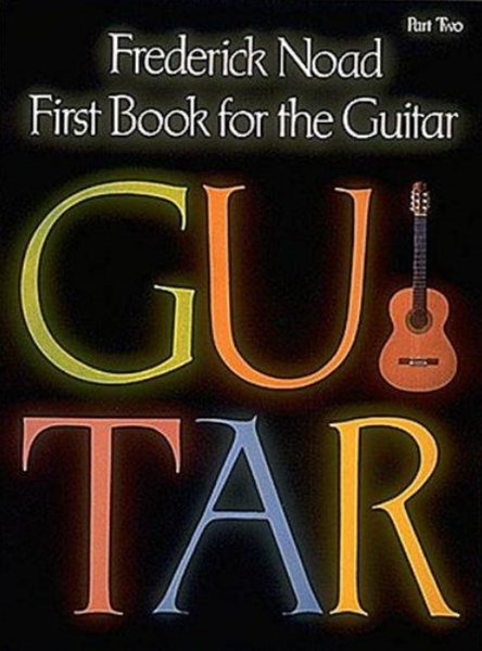 First Book for the Guitar - Guitar Technique