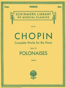 Polonaises Piano Solo by Frederic Chopin, C. Mikuli (9780793552610) - PaperBack - Entertainment Music General