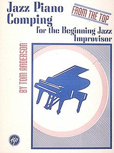 Jazz Piano Comping from the Top by June Edison (9780793558919) - PaperBack - Entertainment Music General