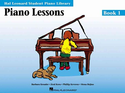 Piano Lessons by Hal Leonard Publishing Corporation, Fred Kern, Phillip Keveren, Barbara Kreader, Mona Rejino (9780793562602) - PaperBack - Entertainment Music Technique