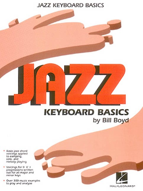 Jazz Keyboard Basics - Piano