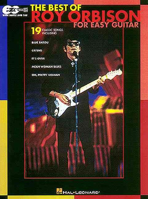 Best of Roy Orbison for Easy Guitar