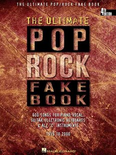 The Ultimate Pop/Rock Fake Book by Joel Whitburn (9780793570003) - PaperBack - Entertainment Music General