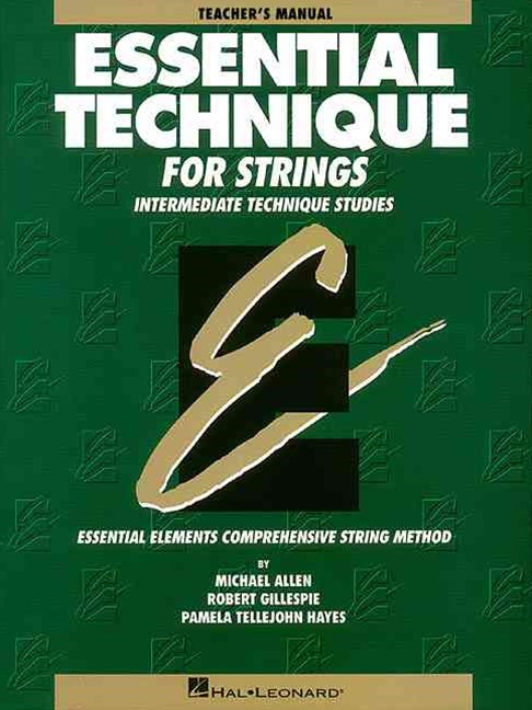 Essential Technique for Strings
