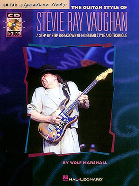 Stevie Ray Vaughan Guitar Style