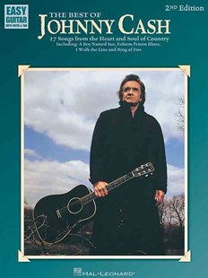 Best of Johnny Cash by Johnny Cash (9780793575855) - PaperBack - Entertainment Music General