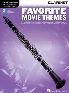 Favorite Movie Themes by Hal Leonard Publishing Corporation (9780793577880) - PaperBack - Entertainment Sheet Music