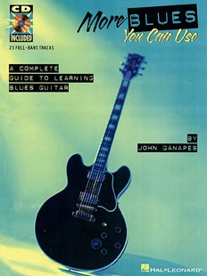 More Blues You Can Use by John Ganapes, John Ganapes (9780793579969) - PaperBack - Entertainment Music General