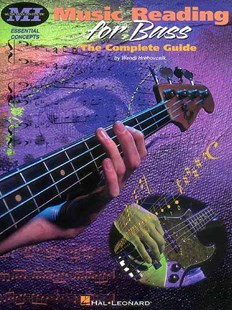 Music Reading for Bass - the Complete Guide by Wendi Hrehovcsik (9780793581979) - PaperBack - Entertainment Music Technique
