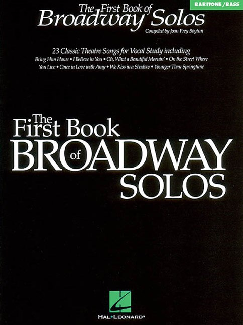 First Book of Broadway
