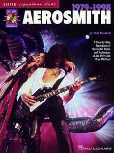 Aerosmith, 1979-1998 by Aerosmith (9780793583324) - PaperBack - Entertainment Music General