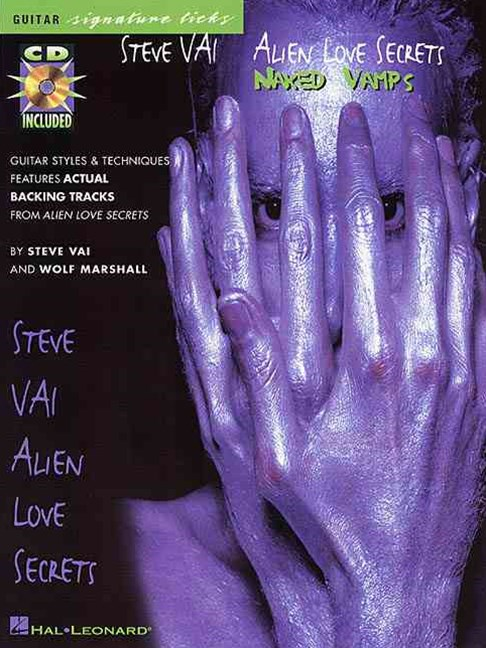 Steve Vai - Alien Love Secrets: Naked Vamps