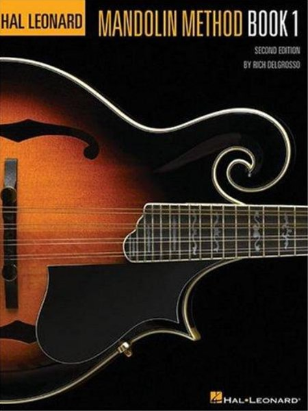 The Hal Leonard Mandolin Method