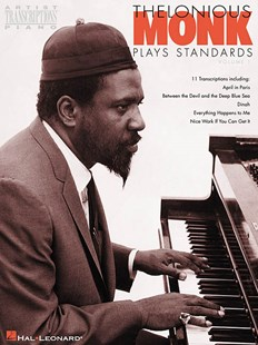 Thelonious Monk Plays Standards by Thelonious Monk (9780793587568) - PaperBack - Entertainment Music General