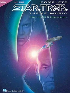 Complete Star Trek Theme Music by  (9780793588879) - PaperBack - Entertainment Sheet Music